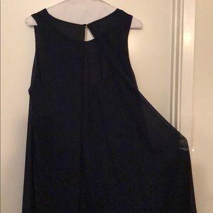 Dresses - Cocktail dress, navy